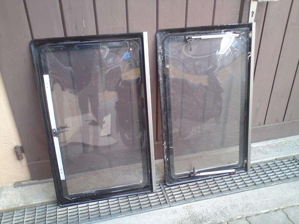 Fenêtres De Caravane Sans Joint Accessoires