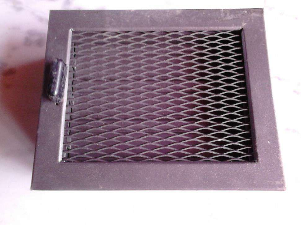 Grille pour ventilation de chemin e accessoires - Grille ventilation cheminee ...