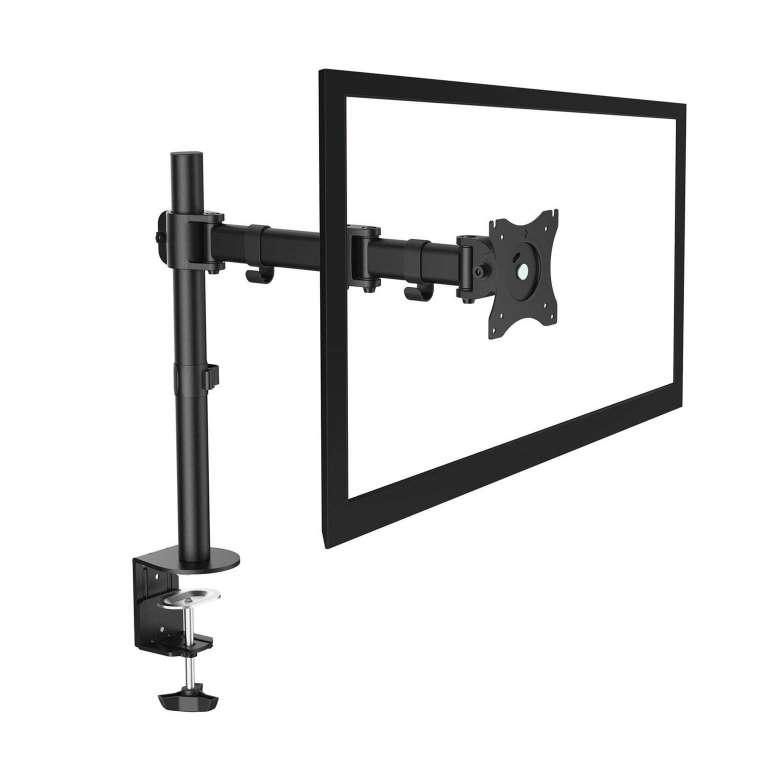 Portofrei Einzeln Arm Tischbefestigung LCD LED - Accessoires