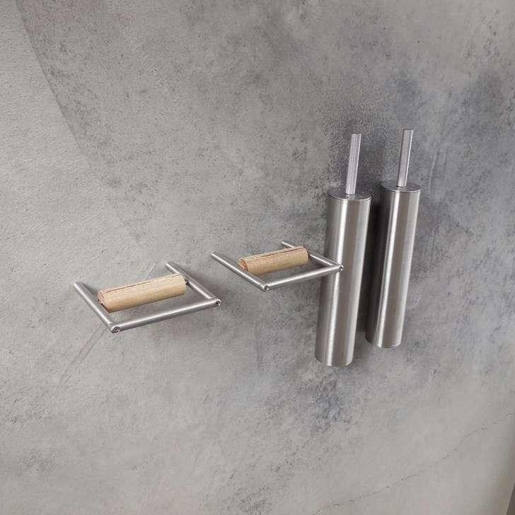 Boffi bagni accessoires de salle de bains s rie minimal for Accessoires pour la salle de bain