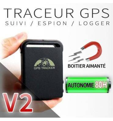 traceur gps k 102b2 neuf nomade pour autos 2 roues drones alarm. Black Bedroom Furniture Sets. Home Design Ideas