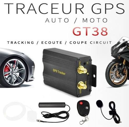 traceur gps k 103b pour installation fixe v hicule. Black Bedroom Furniture Sets. Home Design Ideas