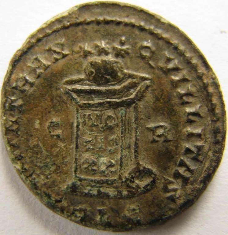 Follis Constantinus Der Erste Prägung Aus Lyon 321 Njc Altertum