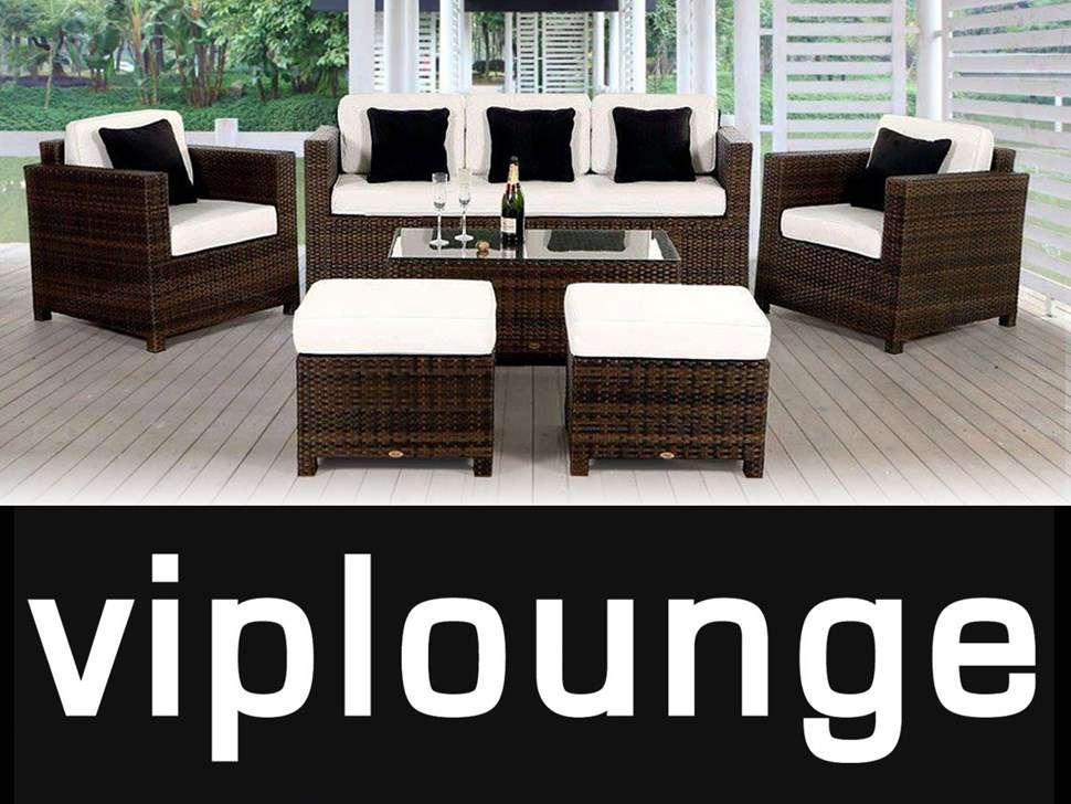 ... Rattan Lounge Günstig Rattan Gartenmöbel 10374805 ...