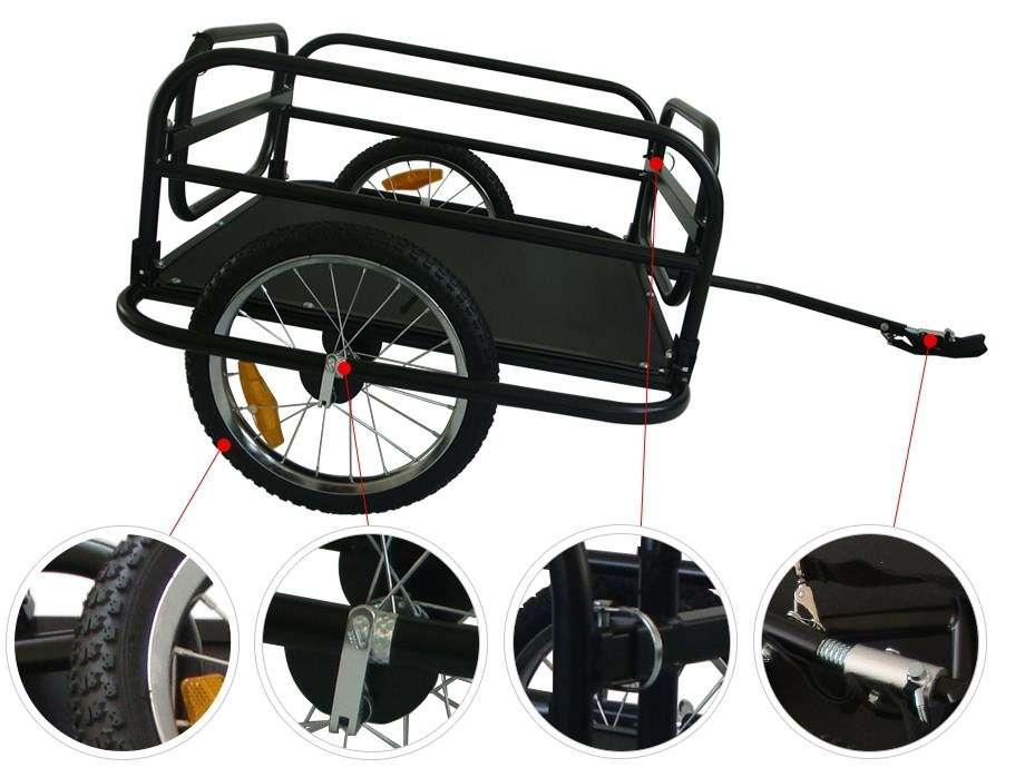 fahrradanh nger veloanh nger faltbar ztc 03 neu. Black Bedroom Furniture Sets. Home Design Ideas