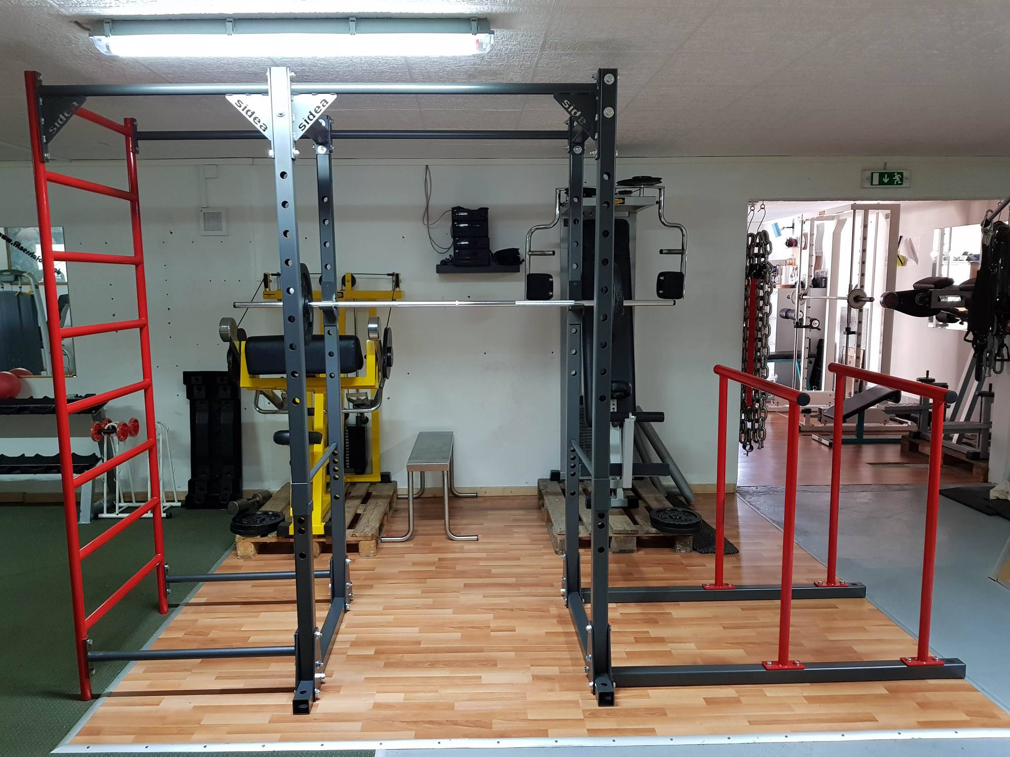 cr ation de salles de fitness en fonction de vos besoins fitness musculation. Black Bedroom Furniture Sets. Home Design Ideas