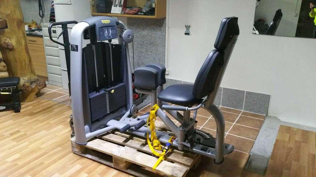 Technogym Adducteurs Selection Appareils De Musculation