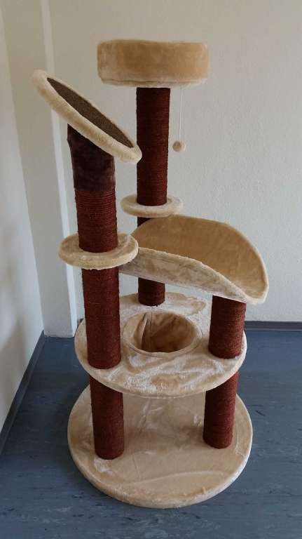 katzenbaum f r grosse katzen artikel q6 be arbres chat et griffoirs. Black Bedroom Furniture Sets. Home Design Ideas