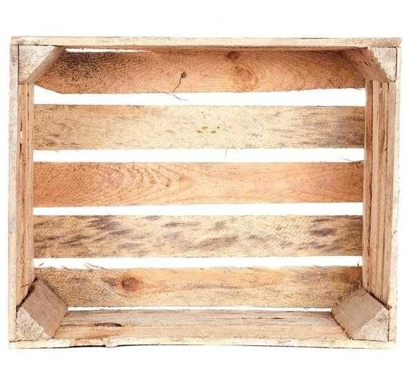 caisse en bois fruits pommes caisse cagette articles en bois. Black Bedroom Furniture Sets. Home Design Ideas