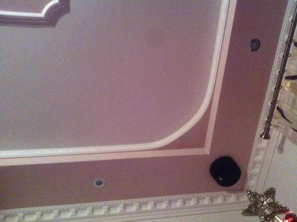Faux plafond avec knauf travaux de luxe artisans for Travaux faux plafond