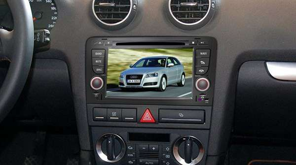 autoradio audi a3 s3 rs3 bluetooth usb gps autoradios. Black Bedroom Furniture Sets. Home Design Ideas
