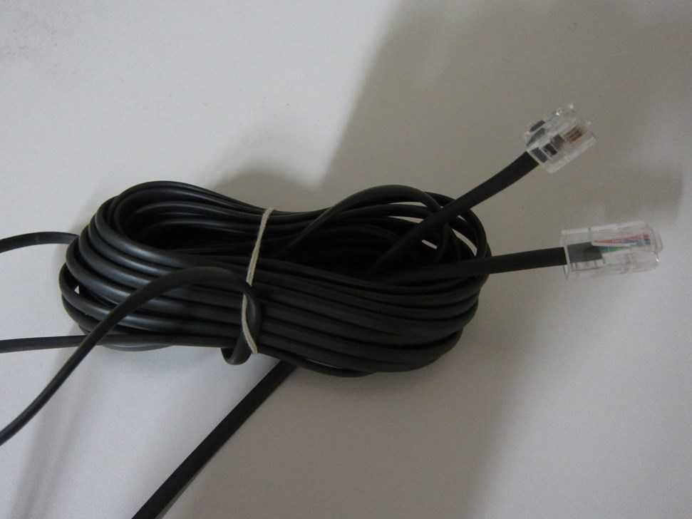 3 internetkabel und 5 kabel mit stecker 56 autres. Black Bedroom Furniture Sets. Home Design Ideas