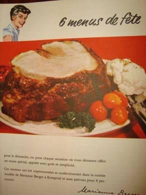 anciennes recettes suisses de cuisine autres