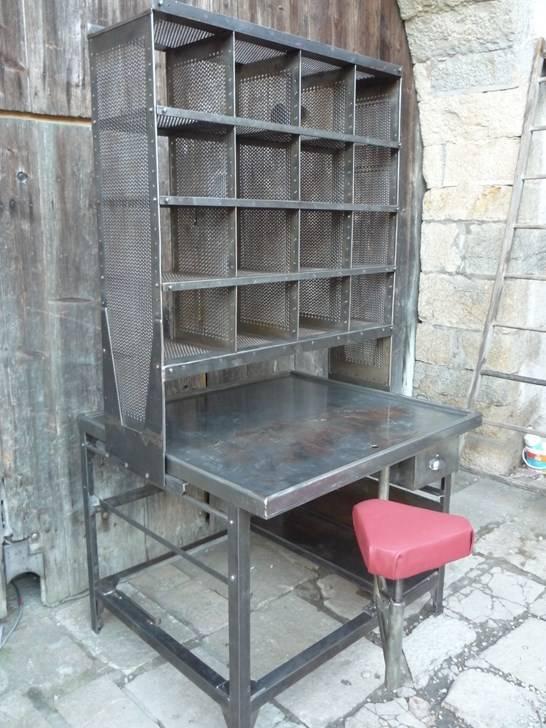 bureau casier tri postal 1950 plusieurs mod les autres. Black Bedroom Furniture Sets. Home Design Ideas