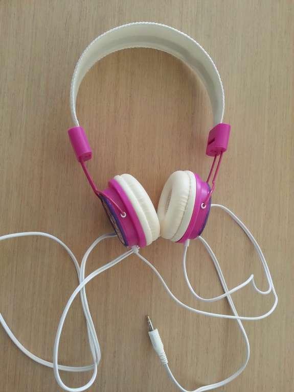 Casque Audio Fille Violetta Autres