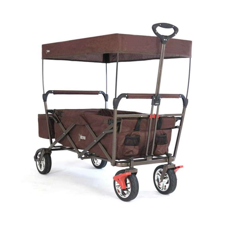 chariot transport main remorque de jardin pliable chariot autres. Black Bedroom Furniture Sets. Home Design Ideas