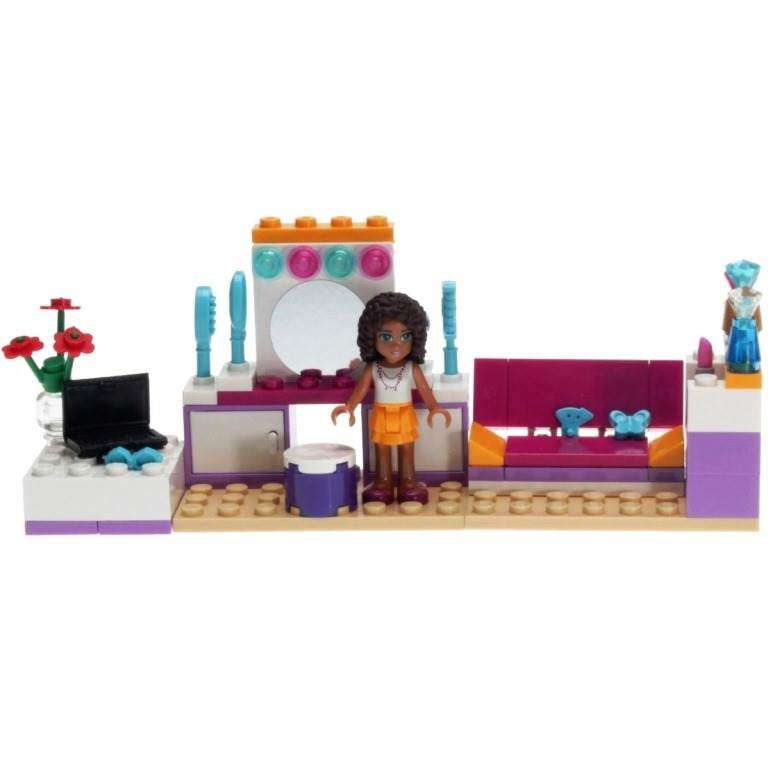 Lego Friends 41009 Andreas Zimmer Autres