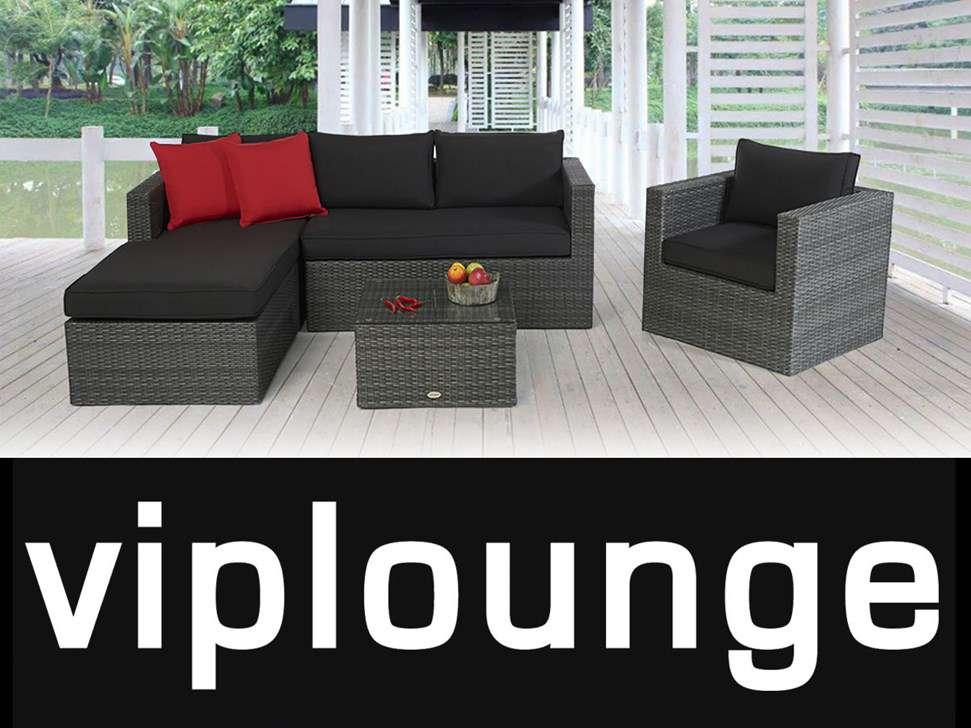 Lounge En Rotin Salon De Terrasse Autres