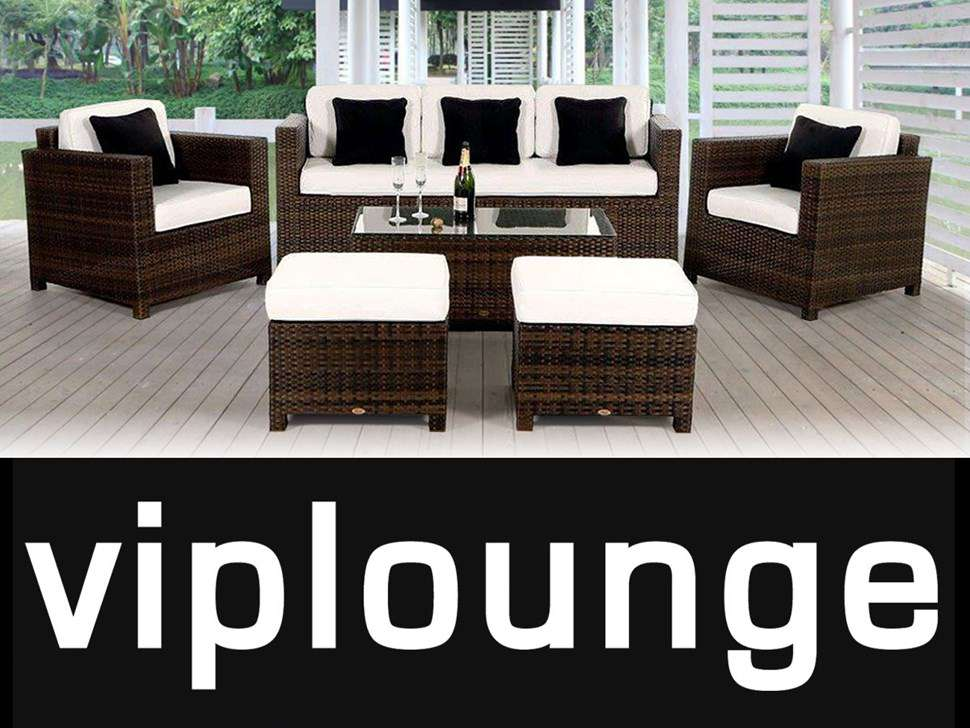 rattan lounge g nstig rattan gartenm bel autres. Black Bedroom Furniture Sets. Home Design Ideas