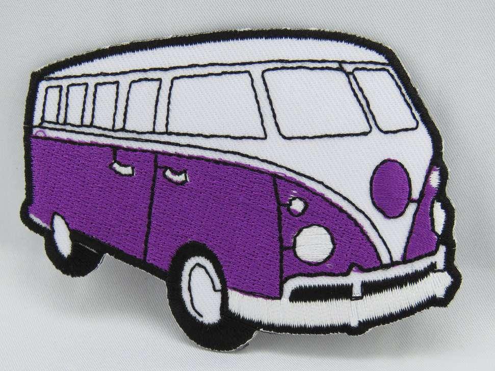 vw bus sticker zum aufn hen wundersch ne stickerei. Black Bedroom Furniture Sets. Home Design Ideas