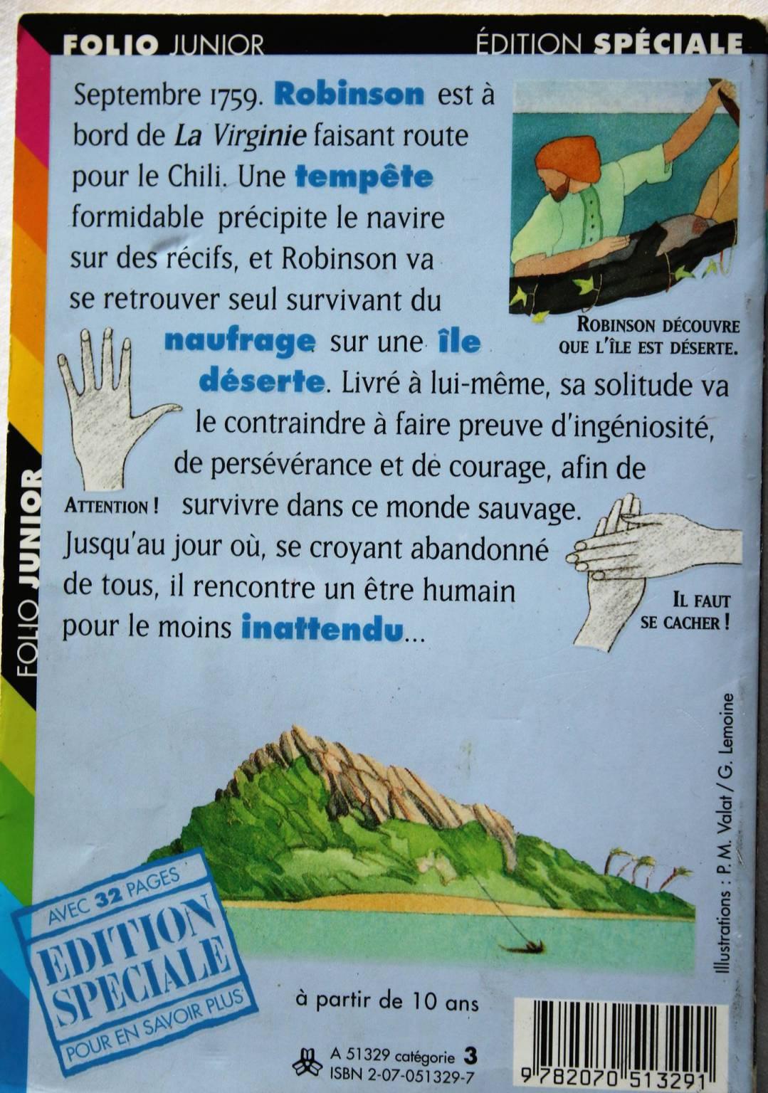 Vendredi Ou La Vie Sauvage Livres Bd Neuf Ou Fnac