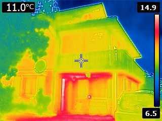cam ra thermique location flir e4 e8 320x240 macro autres photo optique. Black Bedroom Furniture Sets. Home Design Ideas