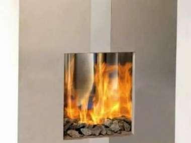 Alfra Steel Ethanol Bio Feuerstelle Ohne Kamin