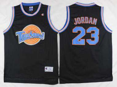 buy popular b81a1 5b6f4 Space Jam Movie Jersey / Michael Jordan / Looney Tunes