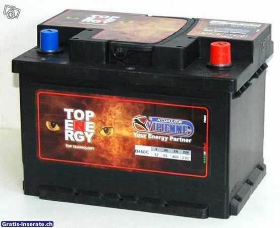 autobatterie starterbatterie 62ah neu batterien. Black Bedroom Furniture Sets. Home Design Ideas