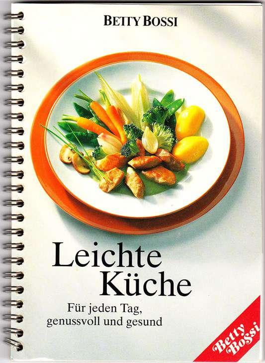 Kochbuch Betty Bossi - Leichte Küche (ungebraucht)