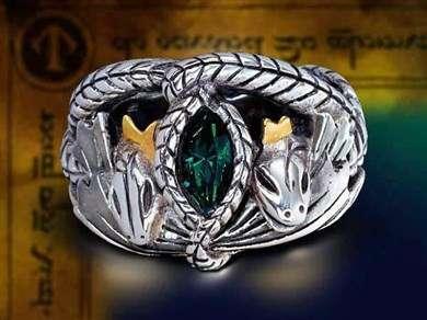 Les anneaux remit en place