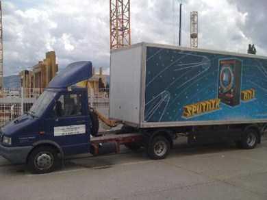 A louer semi remorque 30m3 blanche camions - Castorama louer camion ...