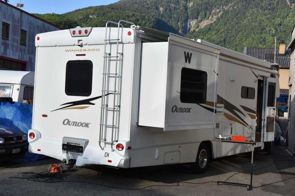r paration et entretien camping car camping cars. Black Bedroom Furniture Sets. Home Design Ideas