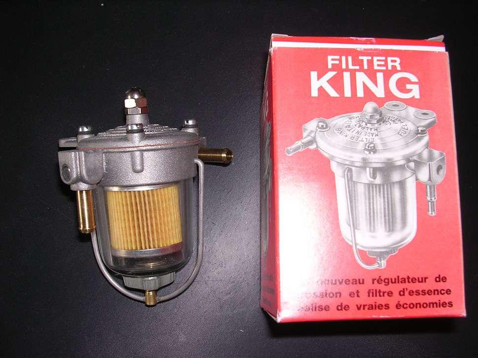 r gulateur de pression essence king 84 frs carburateurs. Black Bedroom Furniture Sets. Home Design Ideas