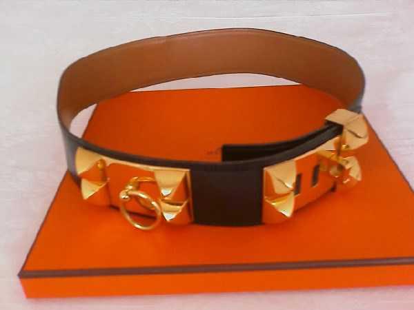 1f5a756f86 ceinture hermes femme collier de chien
