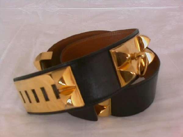 ... Ceinture hermès collier de chien 10838624 ... 4deeef1805f