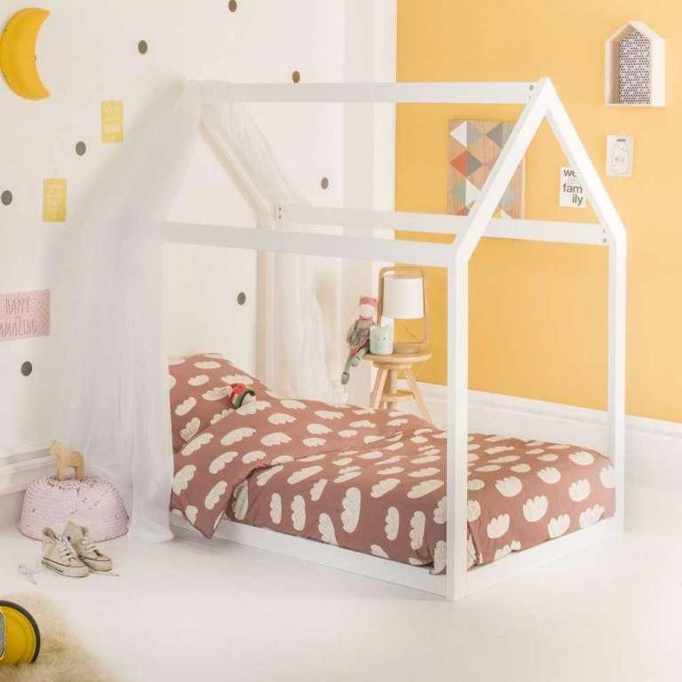 Lit principe montessori chambres d 39 enfant for Lits d enfant