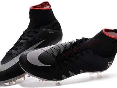 brillance des couleurs en ligne ici extrêmement unique Chaussures de football Nike Air Jordan X Neymar JR / 39-45
