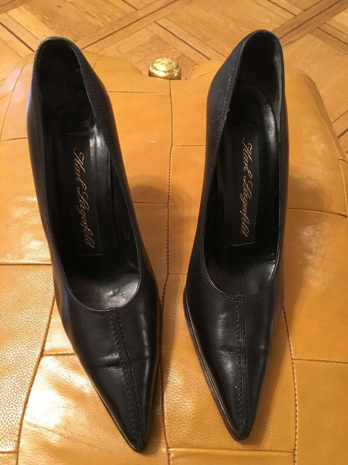 chaussures karl lagerfeld v tements accessoires. Black Bedroom Furniture Sets. Home Design Ideas