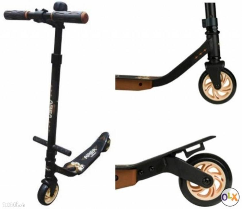 area freestyle scooter stuntscooter pro neu. Black Bedroom Furniture Sets. Home Design Ideas