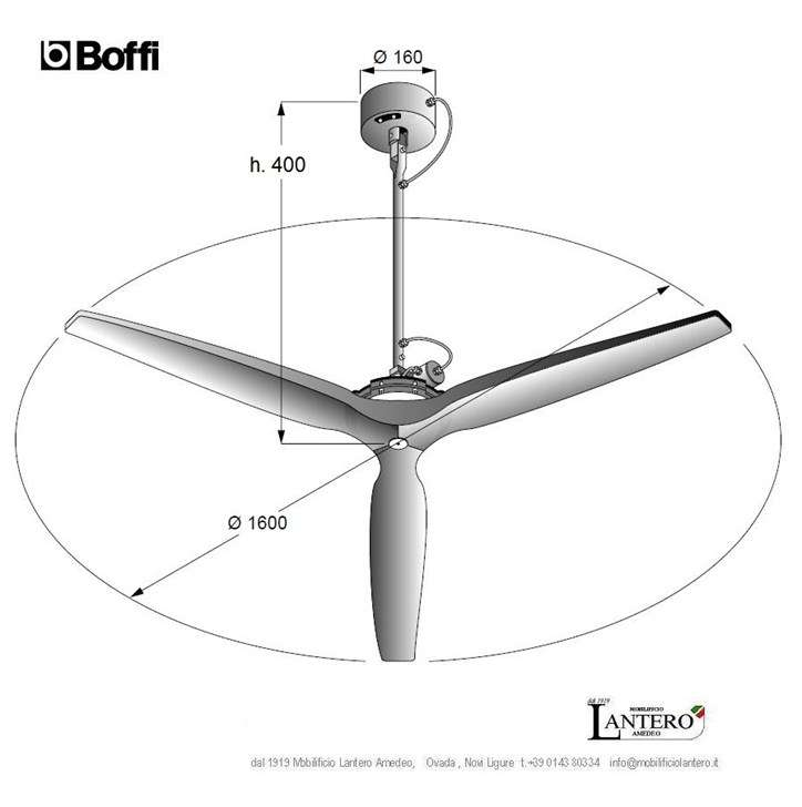 Boffi Ceiling Fan Best 2018