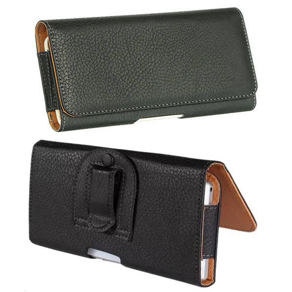 portofrei iphone 7 plus g rtel leder belt clip quer tasche. Black Bedroom Furniture Sets. Home Design Ideas
