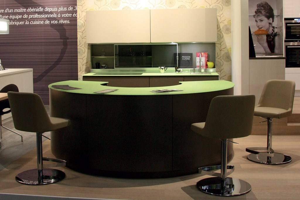 Cuisine Pedini, modèle Dune, laqué mat - Cuisines complètes