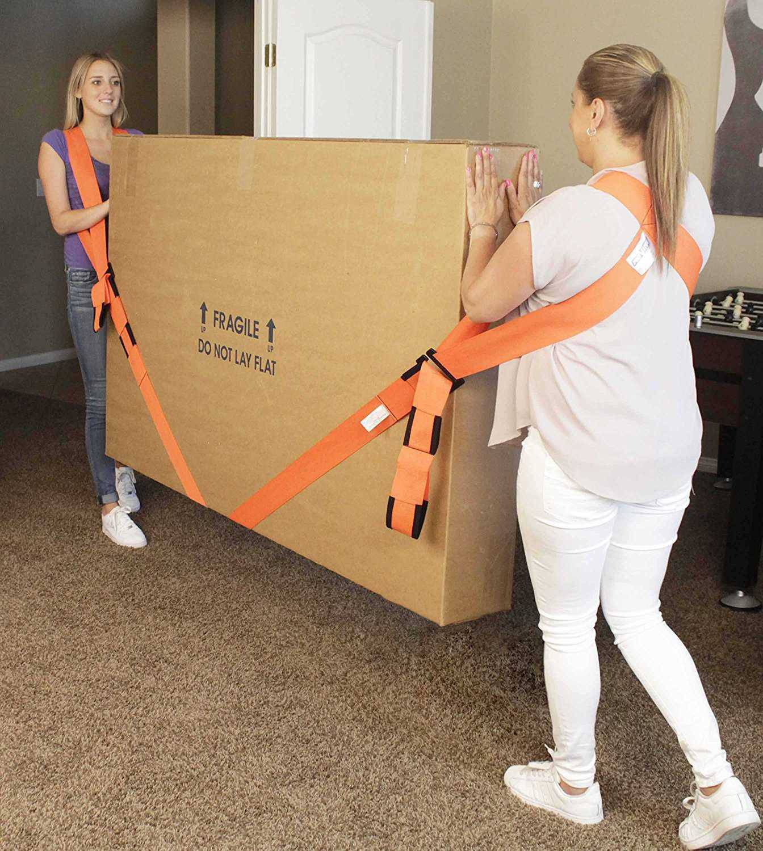 sangles de d m nagement sangles d placement du meuble lourd d m nagements transports. Black Bedroom Furniture Sets. Home Design Ideas