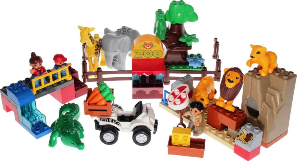 5634 günstig kaufen LEGO Duplo Zoo Starter Set
