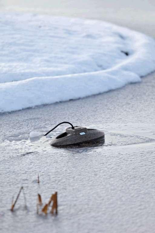 Oase IceFree Thermo 330 neu - Etangs & Fontaines déco.