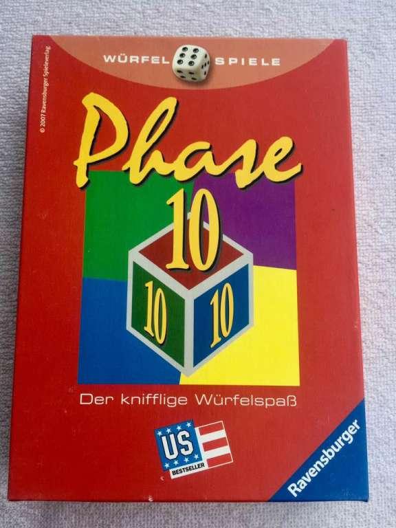 WГјrfelspiel Phase 10