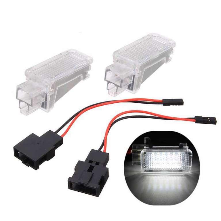 Audi LED Tür Modul Türbeleuchtung Beleuchtung Diverse Modell 21669694 ...