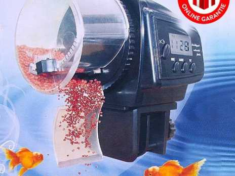 Fischfutter kaufen verkaufen inserate und kleinanzeigen for Distributeur aliment poisson