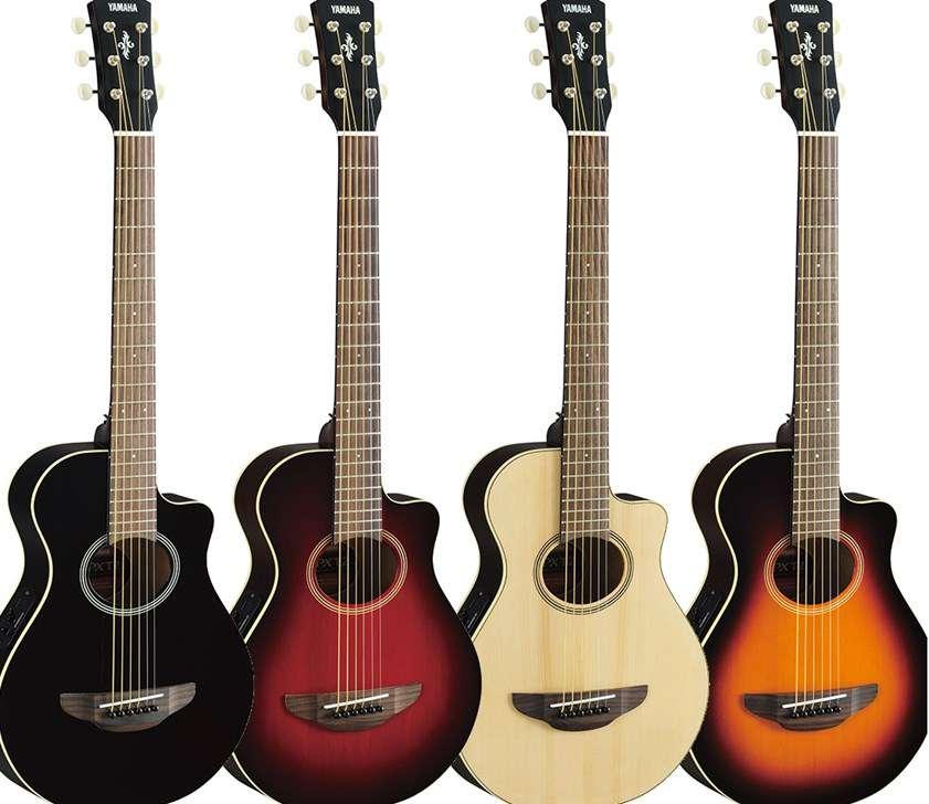 mini guitare folk yamaha apx pour enfants ou adultes folk. Black Bedroom Furniture Sets. Home Design Ideas